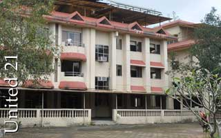 United 21 lonavala main building