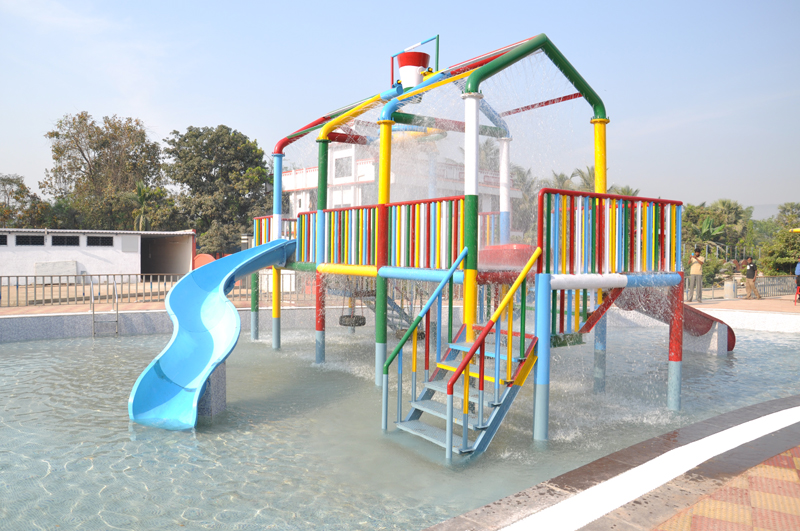 Shiv Ganga Resort Kids Water Park