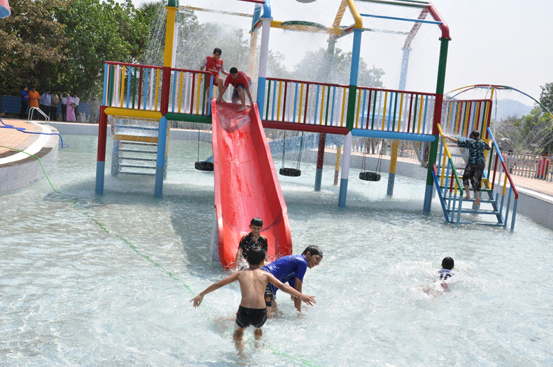 Shiv Ganga Resort Kids Pool