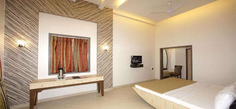 Shangrila Resort Deluxe Room