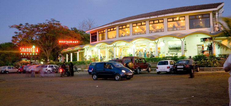 Shangrila Resort Building