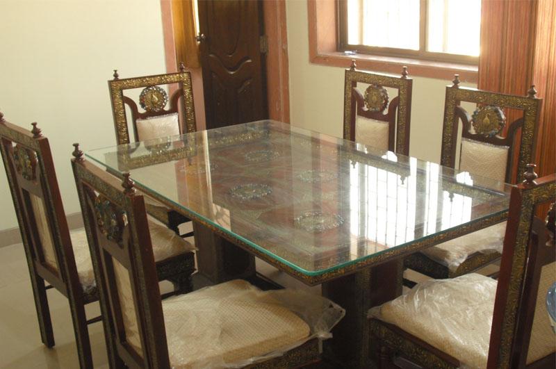 Shiv Ganga Resort Dinning