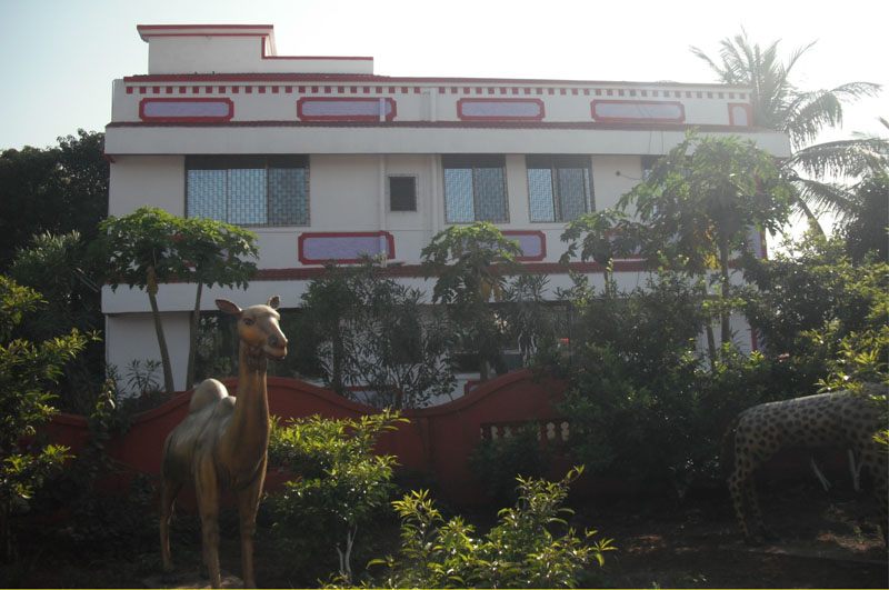 Shiv Ganga Resort Building