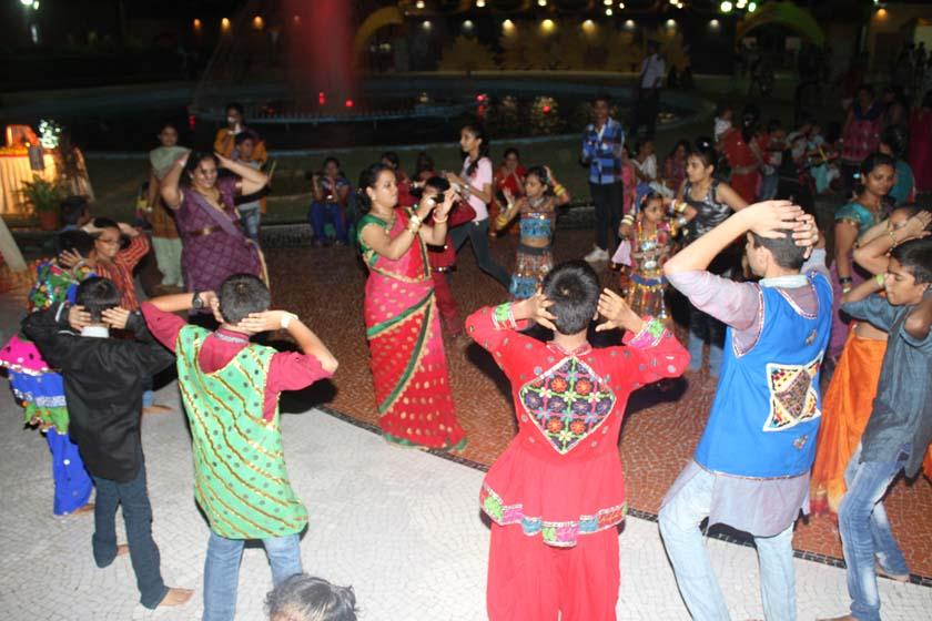 Yazoo Park – Dhandiya  Fest