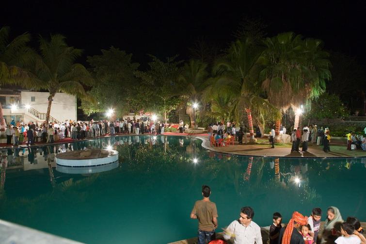 Shangrila Resort Night View