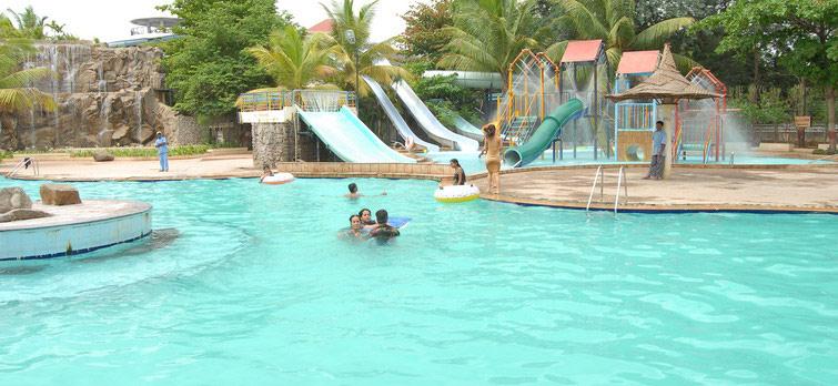 Shangrila Resort Swimming pool