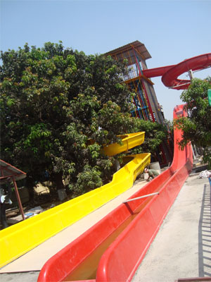 Shiv Ganga Resort Slides