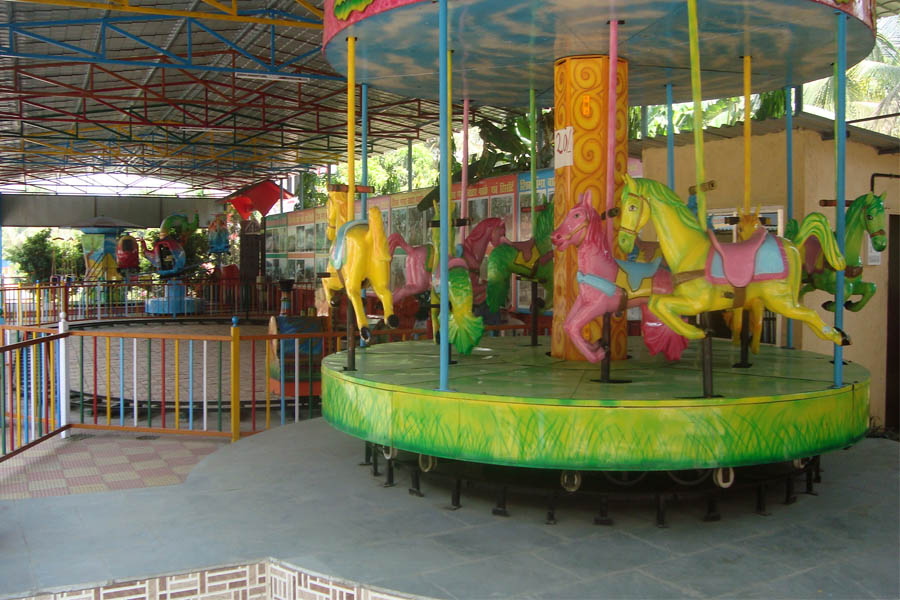 Shiv Ganga Resort Horse riding game