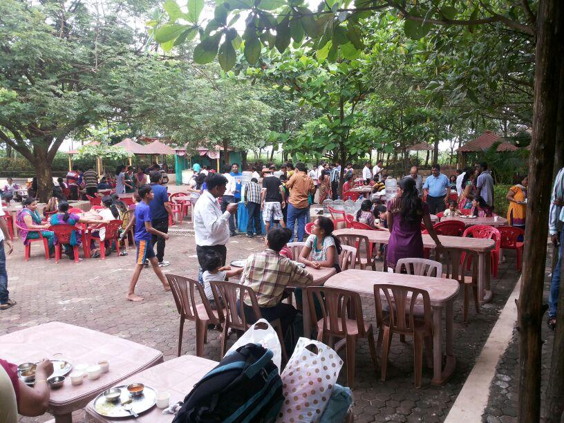 Paradise Funland Open Restaurant