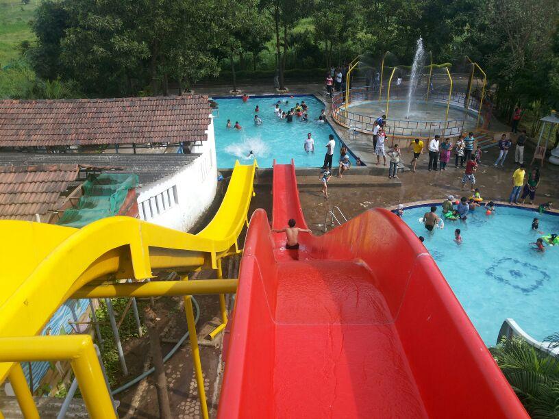 Paradise Funland Slides