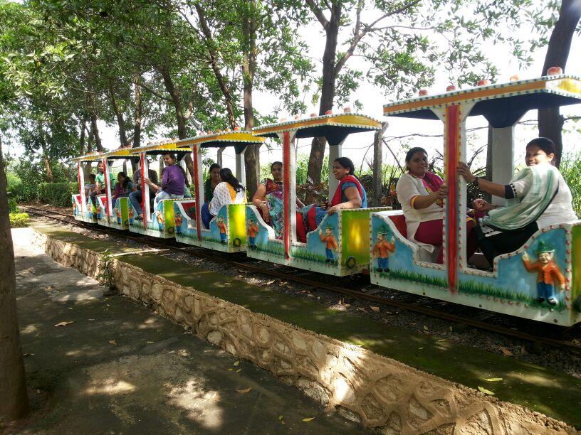 Paradise Funland Train