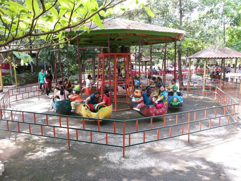 Paradise Funland Kids Zone