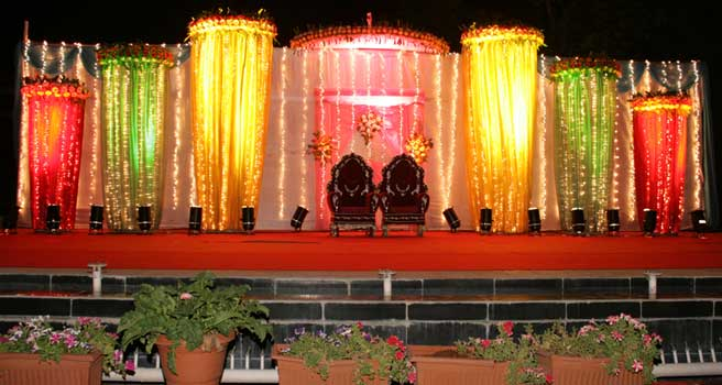 Kumar Resort Marriage Lawn
