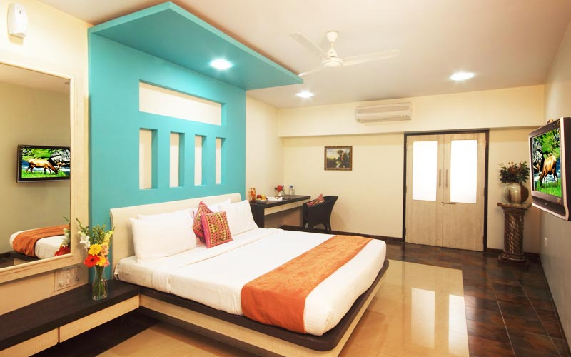 Biji's Resort Super Deluxe Room