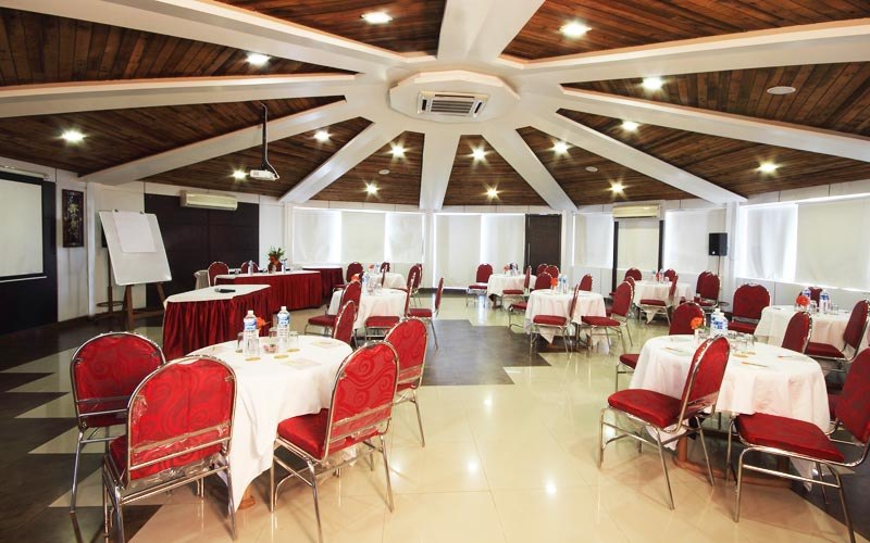 Biji's Resort Cluster Conference Hall