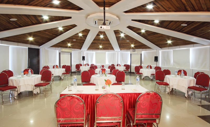 Biji's Resort Classroom Conference Hall