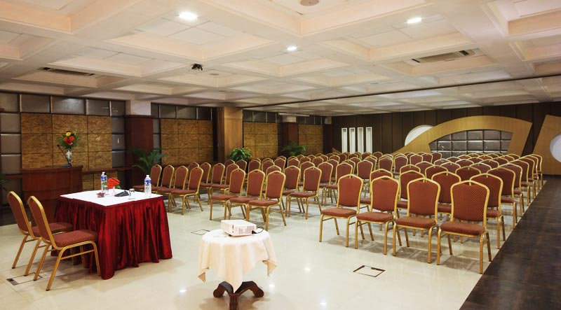 Biji's Resort Theatrical Conference Hall