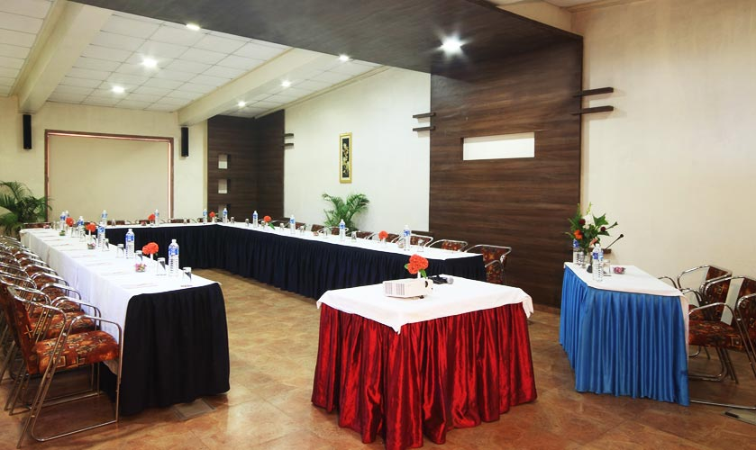 Biji's Resort U-Shape Conference Hall
