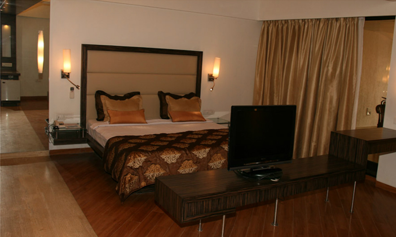 Kumar Resort Deluxe Room