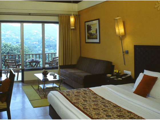 Fariyas Resort Deluxe Room