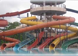 Shangrila Resort Tube Slides