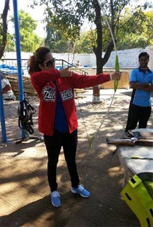 United 21 lonavala Archery