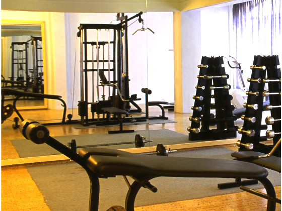 Fariyas Resort Gym
