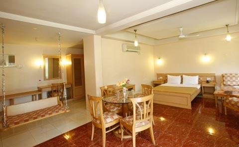Shangrila Resort Super Deluxe Room