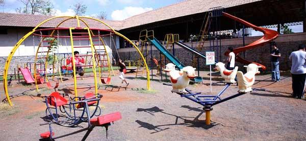 Shangrila Resort Children Play Ground