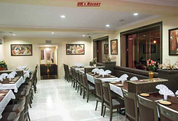 U K Resort Restaurant