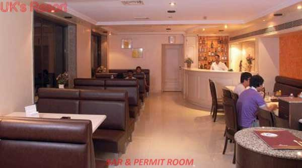 U K Resort Bar & Permit Room
