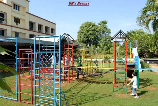 U K Resort Children Play Ground
