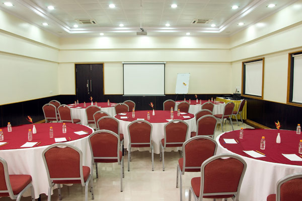 U K Resort Cluster Conference Hall