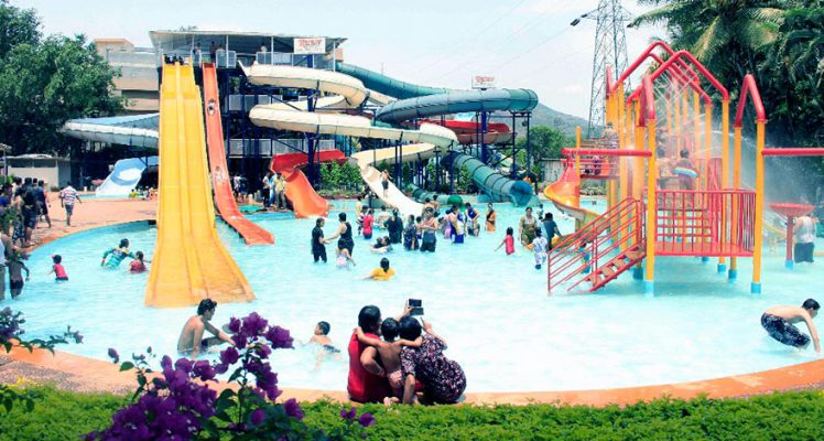 Kumar Resort Lonavala Water Park